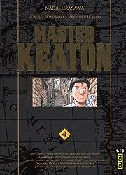 Master Keaton, tome 4