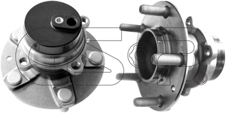 GSP Radlagersatz Vorderachse 9400151