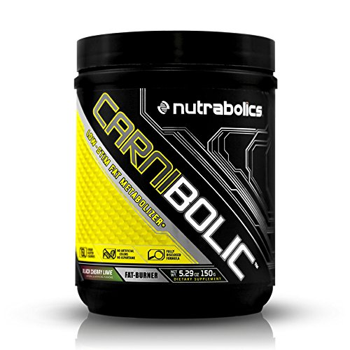 Nutrabolics Carnibolic Black Cherry/Lime 150g (30 Servings) Review