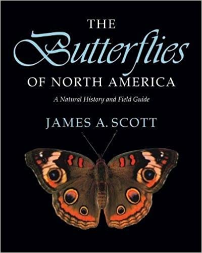 The Butterflies of North America A Natural History and Field Guide