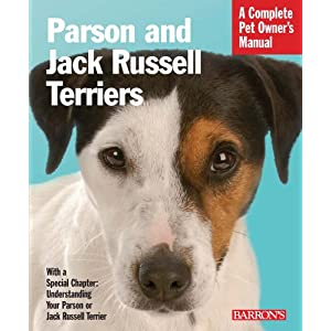 Parson and Jack Russell Terriers (Complete Pet Owner's Manual) 4