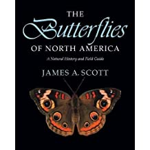 The Butterflies of North America: A Natural History and Field Guide