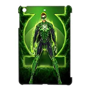 Mystic Zone Green Lantern Mini ipad Case for Mini ipad Hard Cover Hero Theme Fits Case HKK0244 by supermalls