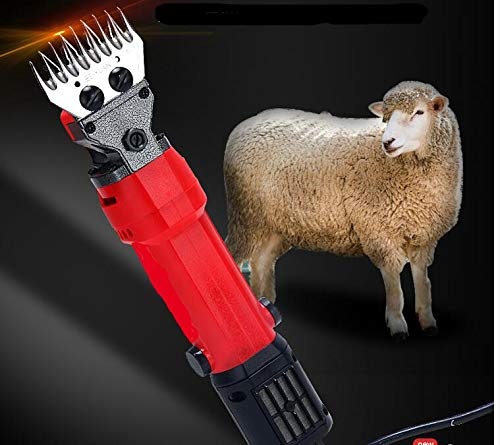 FINCOS 220V 700W + Box Package Electric Best Sheep Goat pet Sheep Grooming Wool Shears Easy Cutter Clipper Shearing Machine
