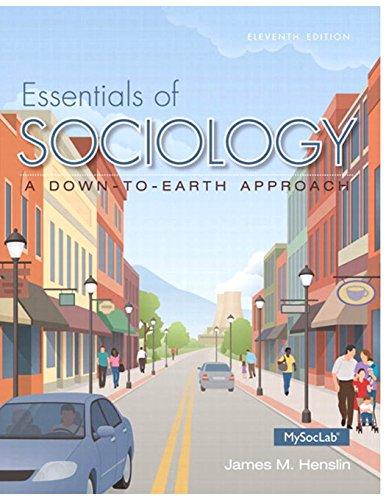 Essentials Of Sociology Text