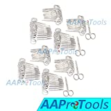 AAPROTOOLS SET OF 100 SPENCER STITCH SCISSORS 5.5'' STAINLESS STEEL A+ QUALITY