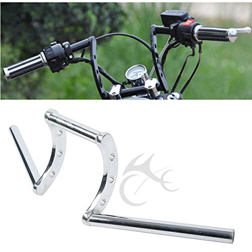 XFMT Chrome Drag Handlebar 1