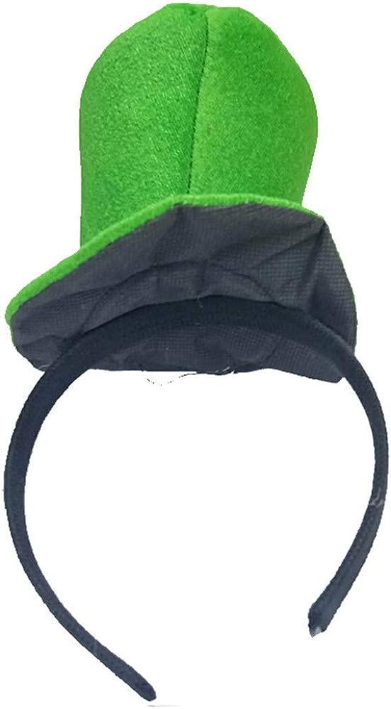 DEELIN DíA De San Patricio Verde IrlandéS Adulto Sombrero Trébol ...