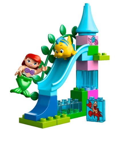 Buy Lego Duplo Ariels Undersea Castle Online At Low Prices In India