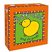 Fluffy Chick and Friends (Touch and Feel Cloth Books)