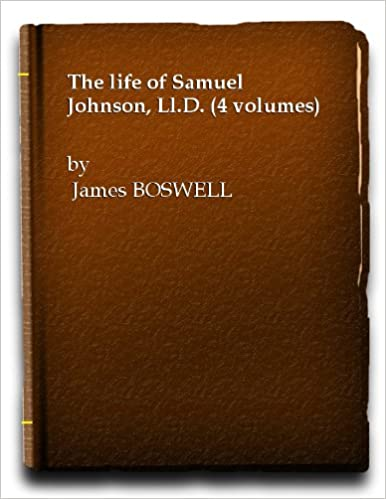 Read online Life of Samuel Johnson, LL. D PDF