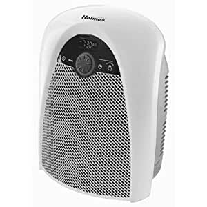 Amazon Com Holmes Digital Bathroom Heater Fan With Pre