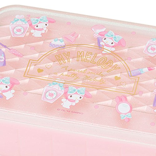 Sanrio My Melody lunch box Cosmetics From Japan New
