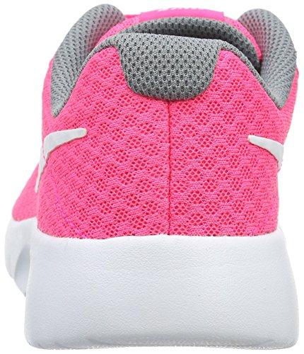 Nike Tanjun (GS), Zapatillas de Deporte Para Niñas Rosa (Rosa (Hyper Pink / White-Cool Grey))