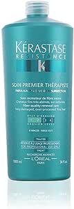 Kerastase Resistance Soin Premier Therapiste Conditioner, 34 Ounce