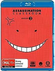Assassination Classroom Complete Season 2 (blu-ray)