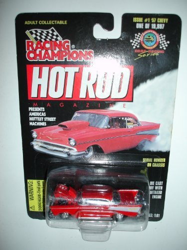 - Hot Rod Magazine Drag Racing Series: Issue #1 '57 Chevy