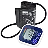 Arm Blood Pressure Monitor,Patec Automatic Upper Abnormal Blood Pressure & Irregular Heartbeat Detector