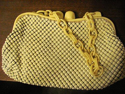 1930s Celluloid (vintage 1930s beaded celluloid ladies purse)