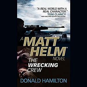The Wrecking Crew Audiobook