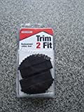 Trim 2 Fit Replacement Ladder Feet - for Box Section Ladders by...