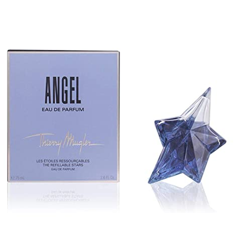 b193ba94a Thierry Mugler Angel for Women Refillable Star Spray, 2.6 Ounce:  Amazon.com.mx: Salud, Belleza y Cuidado Personal