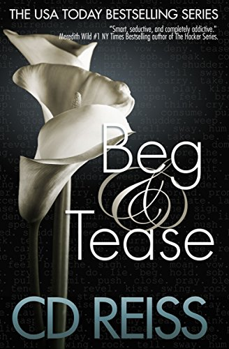 CD Reiss - Beg and Tease: Submission Series 1 and 2