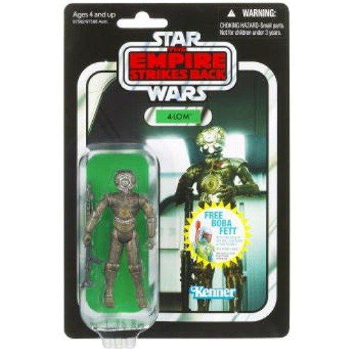 Star Wars 3.75  inch Vintage Figure 4-Lom