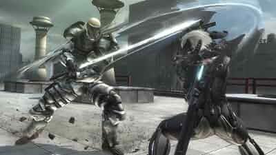 Resultado de imagen para Metal Gear Rising Revengeance Special Edition