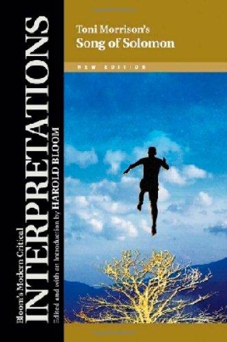 Download Song of Solomon (Bloom's Modern Critical Interpretations (Hardcover)) ebook