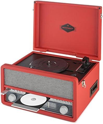 auna Belle Epoque 1907 - estéreo , Tocadiscos , máx. 78 RPM ...