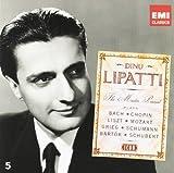Dinu Lipatti: The Master Pianist Plays Bach, Chopin, Liszt, Mozart, Grieg, Schumann, Bartok, Schubert (Icon)
