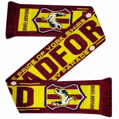 Bradford City Bantams Scarf