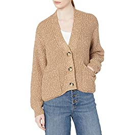BB Dakota Women's Crop Cardigan