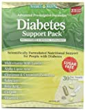 Nature's Bounty Diabetes Support Pack, 30-Count, Health Care Stuffs