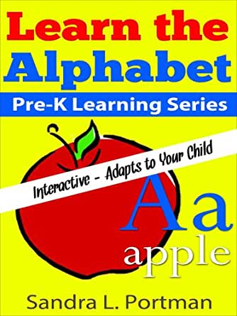 Amazon.com: Book 2 Learn the Alphabet (Pre-K Learning Series ...