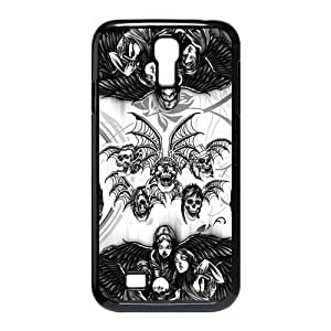 Fashion Hardshell Snap-on Back Cover Case for Samsung Galaxy S4 i9500 - A7X Avenged Sevenfold by ruishername