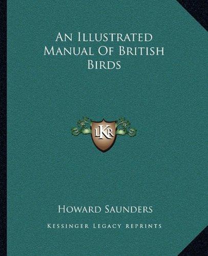 An Illustrated Manual Of British Birds pdf