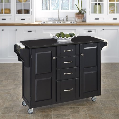 home styles 9100 1044 create a cart 9100 series cuisine cart with