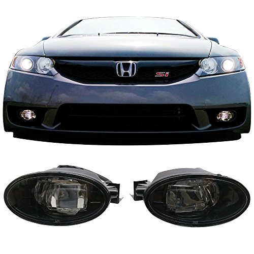 02 civic coupe fog lights - 2