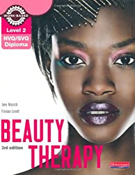 NVQ/SVQ Diploma Beauty Therapy Candidate Handbook: Level 2 (Level 2 (NVQ/SVQ) Diploma in Beauty Therapy)
