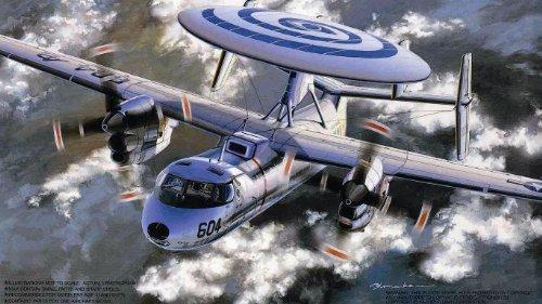 1 72 Grün E-2C Hawkeye Screw Top FJM72069