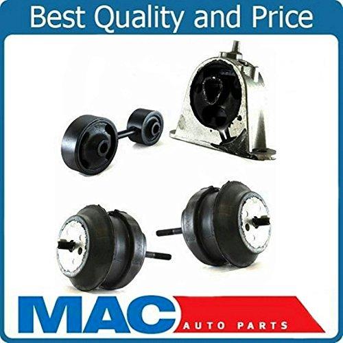 2004-2006 Chrysler Pacifica 3.5L/3.8L Engine Motor & Transmission Mount 4pc Set Mac Auto Parts
