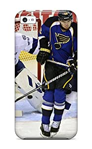 Case Cover St-louis-blues Hockey Nhl Louis Blues (34) / Fashionable Case For Iphone 5c