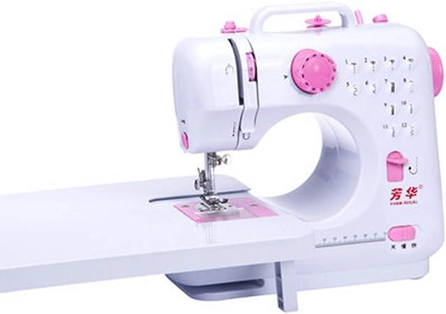 Máquina De Coser Mini Pequeña Mesa De Costura Máquina De Coser Gruesa De Múltiples Funciones Del Hogar ...