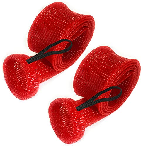 Reaction Tackle Rod Sock Red (Point-XL Spin-8)