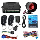 Felix-Box - Car Alarm Car Remote Control System Kit Anti-theft for Central Door Lock Locking CSL88