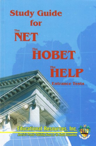 NET, The HOBET, The HELP Entrance Tests ()