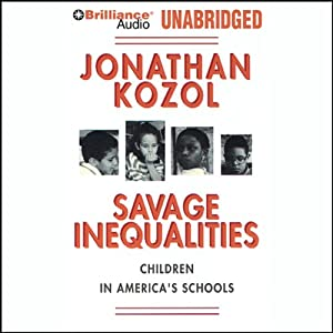 jonathan kozol savage inequalities essay