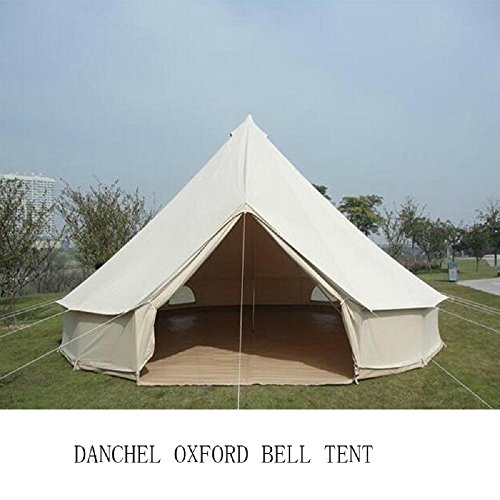 Danchel Bell Tent Waterproof 900D Oxford Fabric